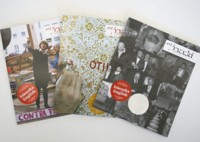 Sjónauki Art Magazine
