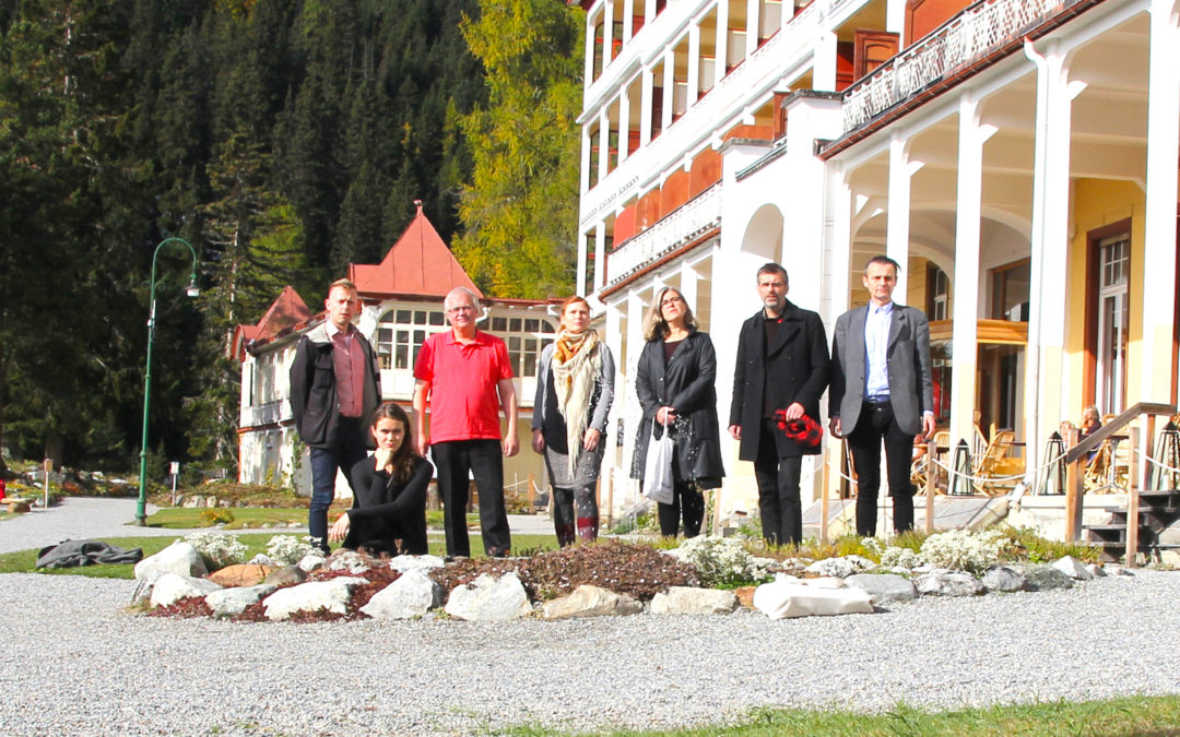 The Expedition, starting in Berghof – Davos, and recent projects